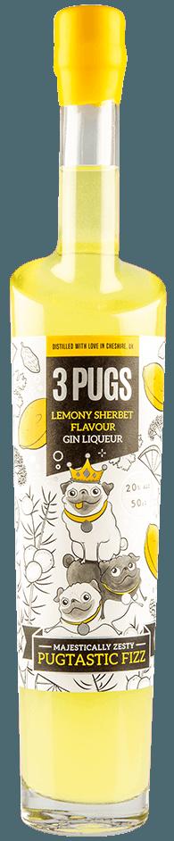 Lemony Sherbet Gin Warrington