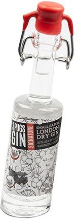 Mini Puglet Signature London Dry Gin Warrington