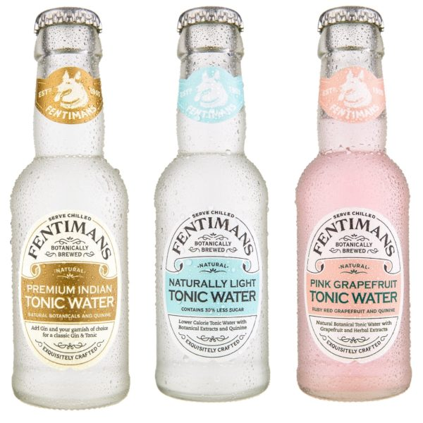 Fentimans Mixers