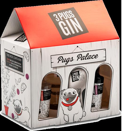 Pugs Palace Gift Box
