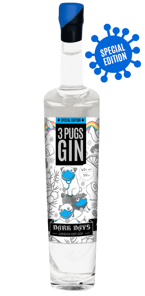 Dark Days London Dry Gin 50cl